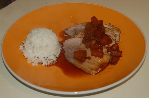 Hawaiian Style Pork