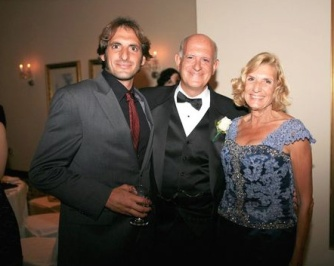 My folks and I looking our best.