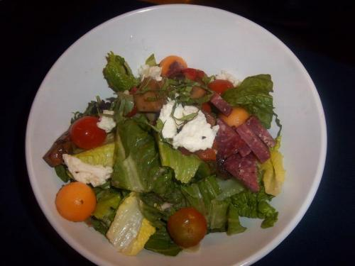 The Anti Pasto Salad