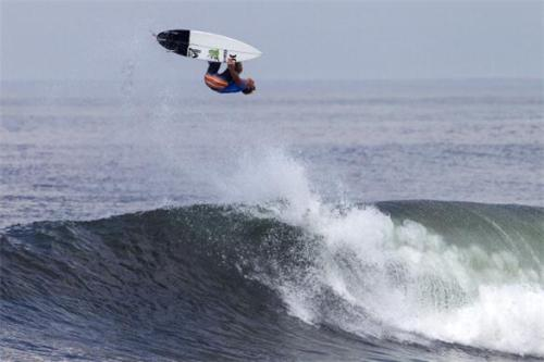 John John Florence reminding us that surfing is a progressive sport.