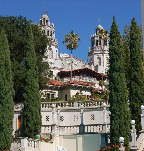 Hearst Castle, a must visit if one finds himself on the Central Coast.